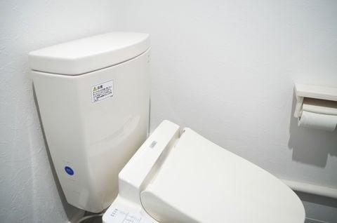 トイレのタンク掃除