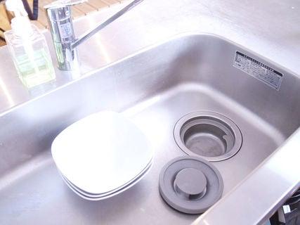 オリジナル キッチン排水口