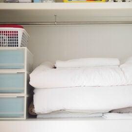 オリジナル 押入れ クローゼット 布団 寝室