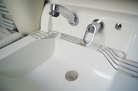 オリジナル 洗面所のシンク