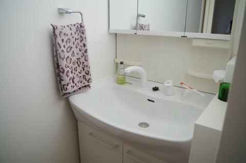 オリジナル 洗面所