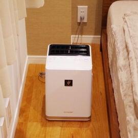 オリジナル 空気清浄機 寝室
