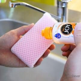 台所用中性洗剤の使い方