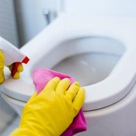 便器の掃除は「目の届かない場所」に注意!効率的にキレイにするコツ