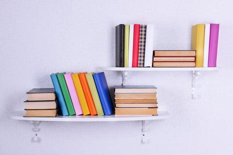 本棚の収納