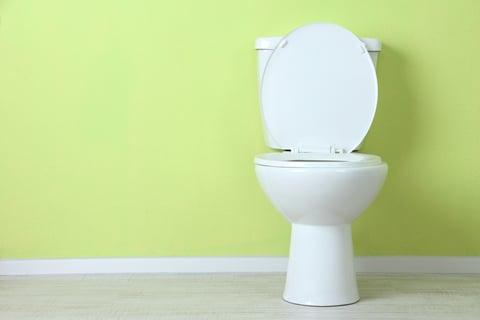 物を置かないトイレ