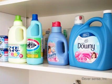 洗剤 棚 ラック 洗濯 洗面所