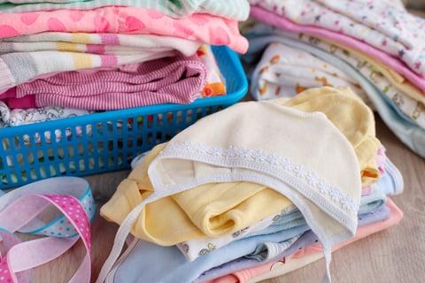 ベビー服の収納方法