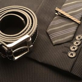 スーツ ベルト 洋服 ネクタイ