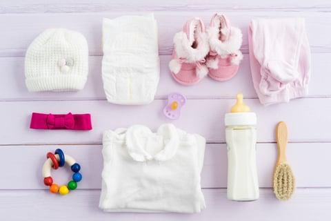 赤ちゃん おむつ 洋服 ベビー