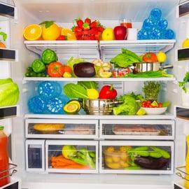 冷蔵庫 野菜