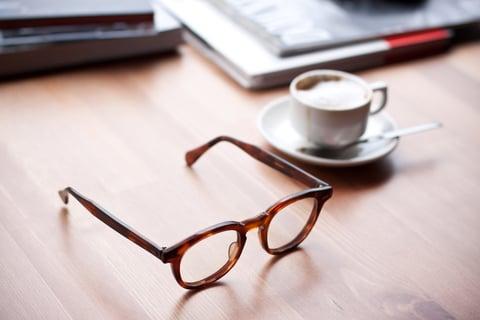 メガネやサングラスの収納