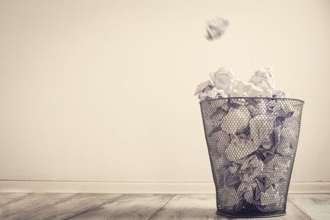 ゴミ箱 紙 選ぶ 処分