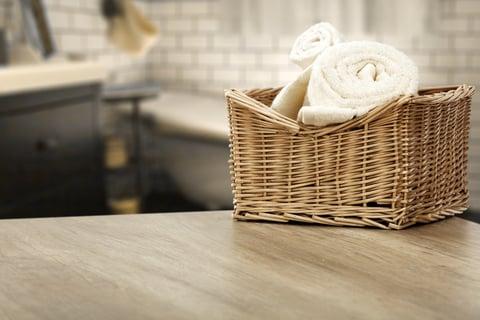 かご タオル 洗面所 ケース