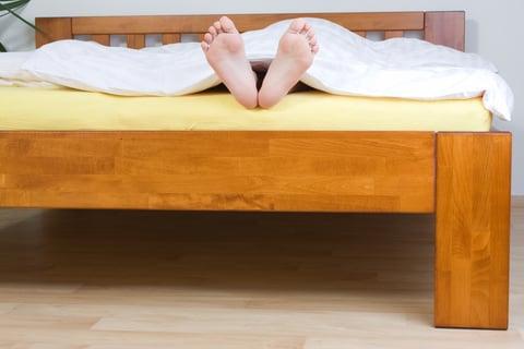 ベッド 布団 床 寝室