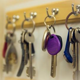 鍵の収納法!玄関以外でもできる整理収納アドバイザーさんのアイデア