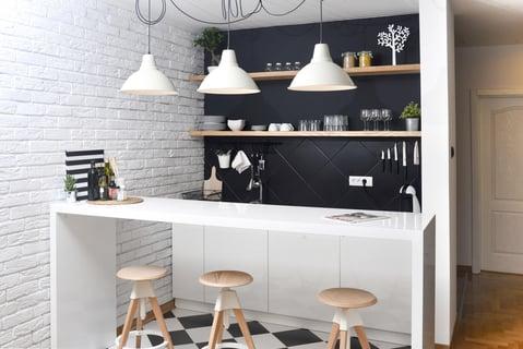 キッチン スツール 食器 照明 カウンター
