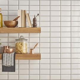 キッチンの壁面収納のアイデアは?どんな方法がある?