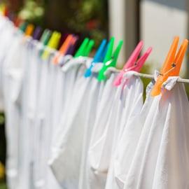 物干しロープ8選!家中どこでも洗濯物が干せる便利アイテム