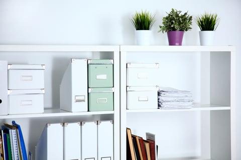 書類の整理