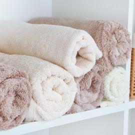 タオル 洗面所 かご 棚