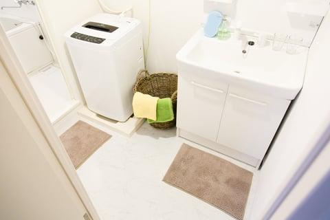 ランドリースペース 洗面所 洗濯