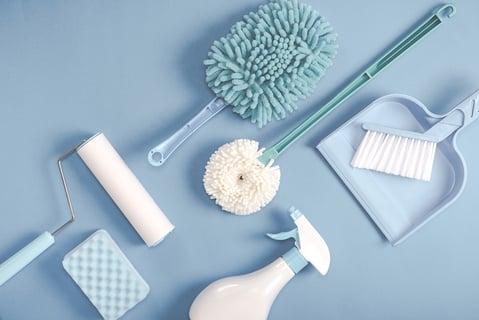 掃除道具 洗剤 ブラシ 洗面所