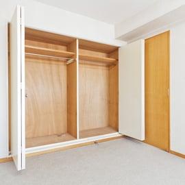 クローゼット 押入れ 洋室 部屋