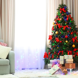 クリスマスツリーの収納法!どうやって片付ける?箱を使う?
