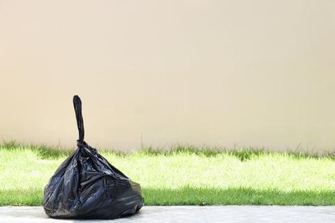 ゴミ袋 処分 捨てる 断捨離