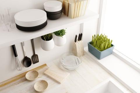 キッチンツール 皿