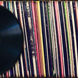 レコード ディスク アナログ