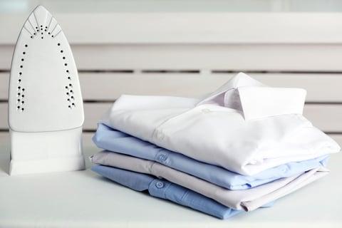 アイロン シャツ 洗濯 乾燥