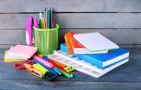 文房具 ノート ペン立て