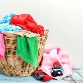 おしゃれな洗濯物かご8選!お洗濯が楽しくなるおすすめアイテム