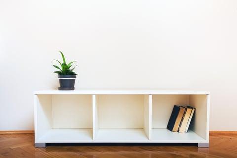 カラーボックス ラック 棚 植物
