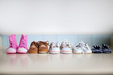 子供 靴 整理 下駄箱