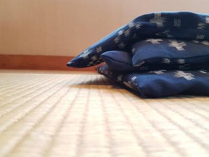 座布団 床 和室
