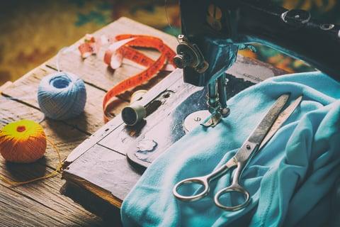 裁縫 ミシン 糸 ハサミ 趣味