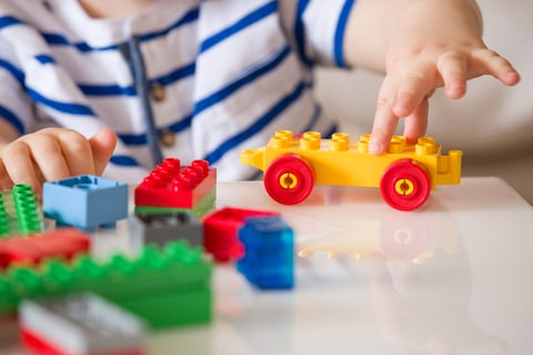 子供 おもちゃ レゴ