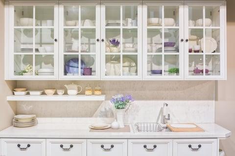 食器棚 キッチン シンク 皿