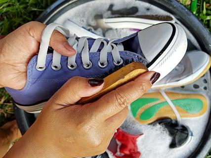 靴 洗濯 ブラシ