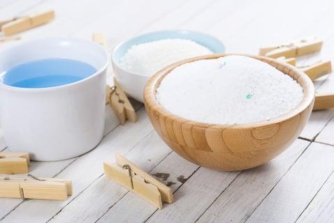 粉末洗剤 液体洗剤 洗濯