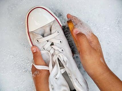 靴 スニーカー 洗濯