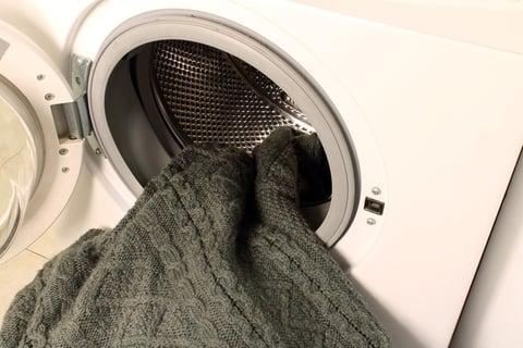 セーター ウール 洗濯機