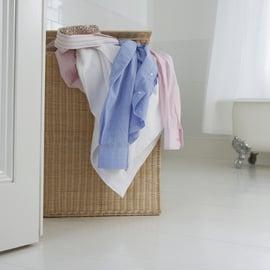 洗濯物 バスケット 洗面所
