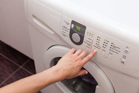 洗濯機 スイッチ ボタン