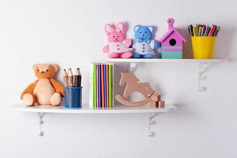 子供部屋 本 おもちゃ