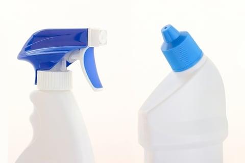 スプレー ボトル 洗剤