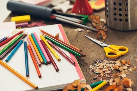 小学生 文房具 ペン 鉛筆